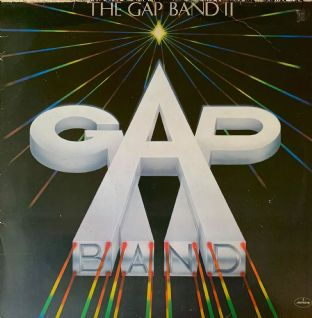 Gap Band (The) ‎- The Gap Band II (LP) (G-/G-)